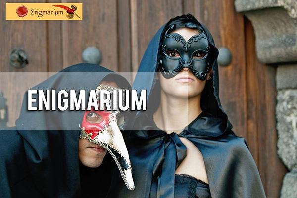 Enigmarium en Noche Pícara Murcia