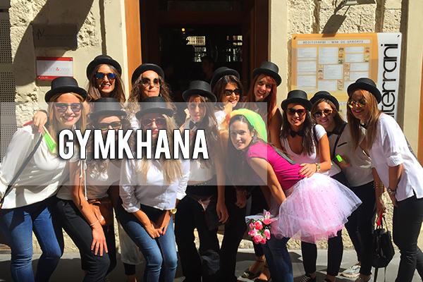 Gymkhana en Murcia