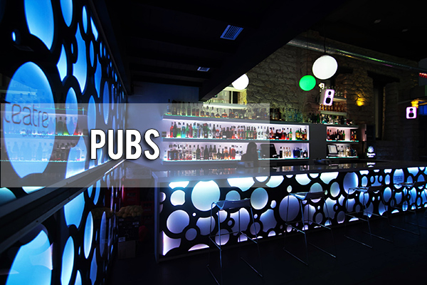 Pubs en Murcia