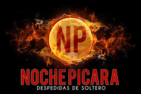 Despedidas de soltero Murcia Noche Pícara Logo