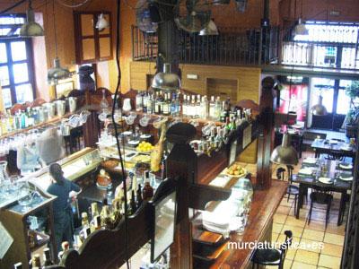 Restaurante tradicional Murcia
